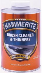 Hammerite Metal Paint Brush Cleaner and Thinners