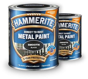 Hammerite DualTECH improved formula