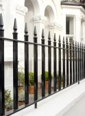 Reviving Metal Railings