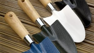 Hammerite Metal Paint Garden Tools