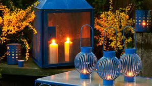 Lantern Garden Delights