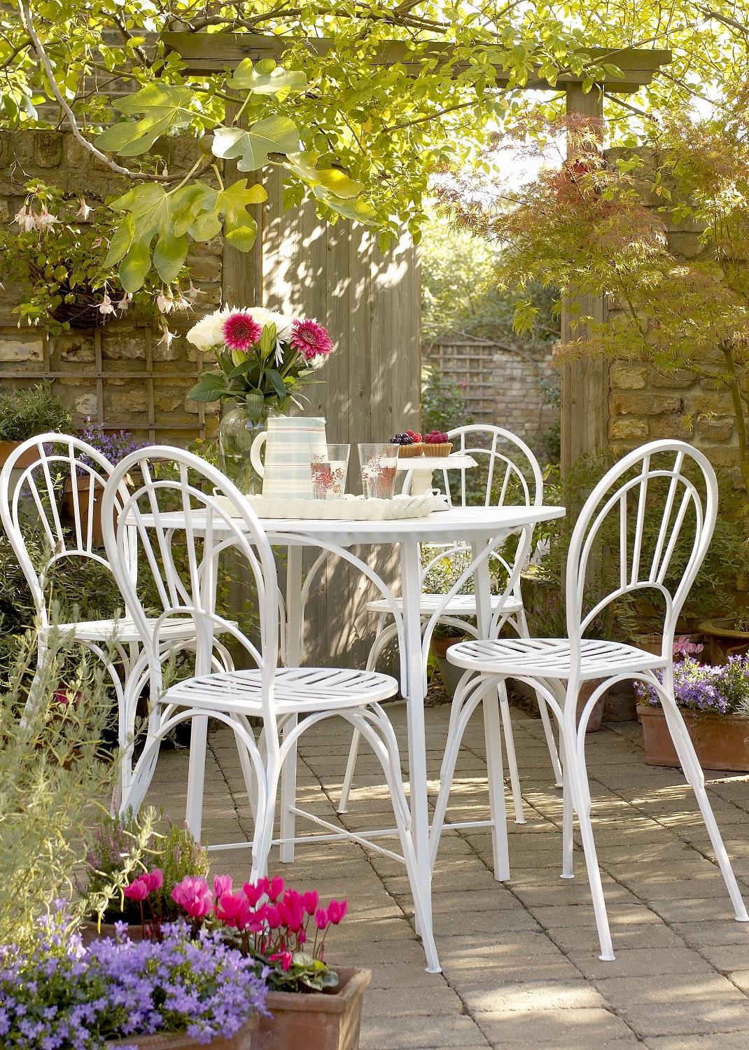Garden Furniture Transformation Hammerite Australia
